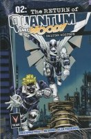 Q2 THE RETURN OF QUANTUM AND WOODY HC (DELUXE)