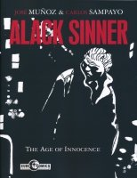 ALACK SINNER VOL 01 THE AGE OF INNOCENCE SC