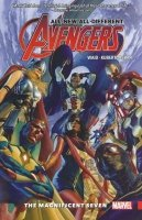 ALL-NEW ALL-DIFFERENT AVENGERS VOL 01 THE MAGNIFICENT SEVEN SC (SUPERCENA przelicznik 2.40)