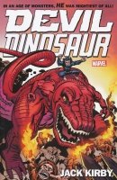 DEVIL DINOSAUR BY JACK KIRBY THE COMPLETE COLLECTION SC (SUPERCENA)