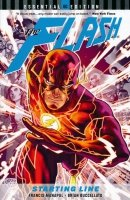 DC ESSENTIAL EDITION THE FLASH STARTING LINE SC