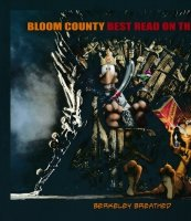BERKLEY BREATHEDS BLOOM COUNTY BEST READ ON THE THRONE SC