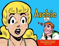 ARCHIE COMPLETE DAILY NEWSPAPER COMICS VOL 02 HC **