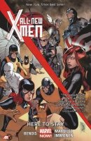 ALL-NEW X-MEN VOL 02 HERE TO STAY SC (SUPERCENA przelicznik 2.70)