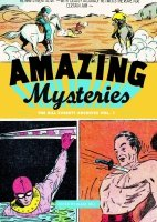 BILL EVERETT ARCHIVES VOL 01 AMAZING MYSTERIES HC (SUPERCENA przelicznik 3.10) **