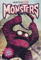 A-Z OF MARVEL MONSTERS HC (DELUXE)