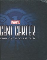 AGENT CARTER SEASON 1 DECLASSIFIED HC (SLIPCASE)