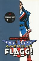 AMERICAN FLAGG DEFINITIVE COLLECTION VOL 02 SC