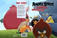 ANGRY BIRDS COMICS VOL 01 WELCOME TO FLOCK HC **