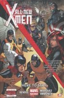 ALL-NEW X-MEN VOL 02 HERE TO STAY HC (SUPERCENA przelicznik 2.30)