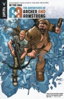 A AND A THE ADVENTURES OF ARCHER AND ARMSTRONG VOL 01 IN THE BAG SC