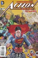 ACTION COMICS #18 VAR ED
