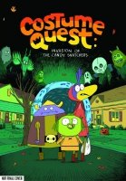 COSTUME QUEST INVASION OF CANDY SNATCHERS HC **