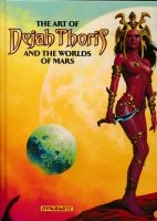ART OF DEJAH THORIS AND THE WORLDS OF MARS HC (SUPERCENA przelicznik 3.10)