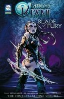 FATHOM KIANI VOL 02 BLADE OF FURY SC