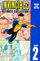 INVINCIBLE ULTIMATE COLLECTION VOL 02 HC (DELUXE) (NEW EDITION)
