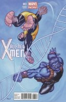 ALL NEW X-MEN #3 VAR NOW
