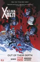 ALL-NEW X-MEN VOL 03 OUT OF THEIR DEPTH SC (SUPERCENA przelicznik 2.70)