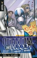QUANTUM AND WOODY BY PRIEST AND BRIGHT VOL 01 KLANG SC