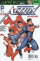 ACTION COMICS #17 VAR ED