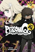 PERSONA Q SHADOW OF LABYRINTH SIDE P4 GN VOL 03 *