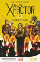 ALL-NEW X-FACTOR VOL 02 CHANGE OF DECAY SC (SUPERCENA przelicznik 2.70)