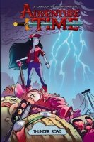 ADVENTURE TIME VOL 12 THUNDER ROAD SC