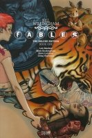 FABLES VOL 01 HC (DELUXE)