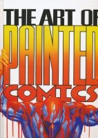 ART OF PAINTED COMICS HC (SUPERCENA przelicznik 3.10)