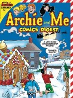 ARCHIE AND ME COMICS DIGEST #12 *