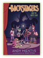 BACKSTAGERS ILLUS HC NOVEL VOL 01 BACKSTAGERS & GHOST LIGHT *