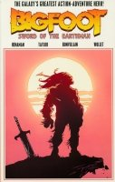 BIGFOOT VOL 01 SWORD OF THE EARTHMAN SC
