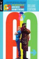 A AND A THE ADVENTURES OF ARCHER AND ARMSTRONG HC (DELUXE) (SUPERCENA przelicznik 3.00)