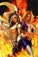 GRIMM FAIRY TALES PRESENTS ZOMBIES AND DEMONS SC **