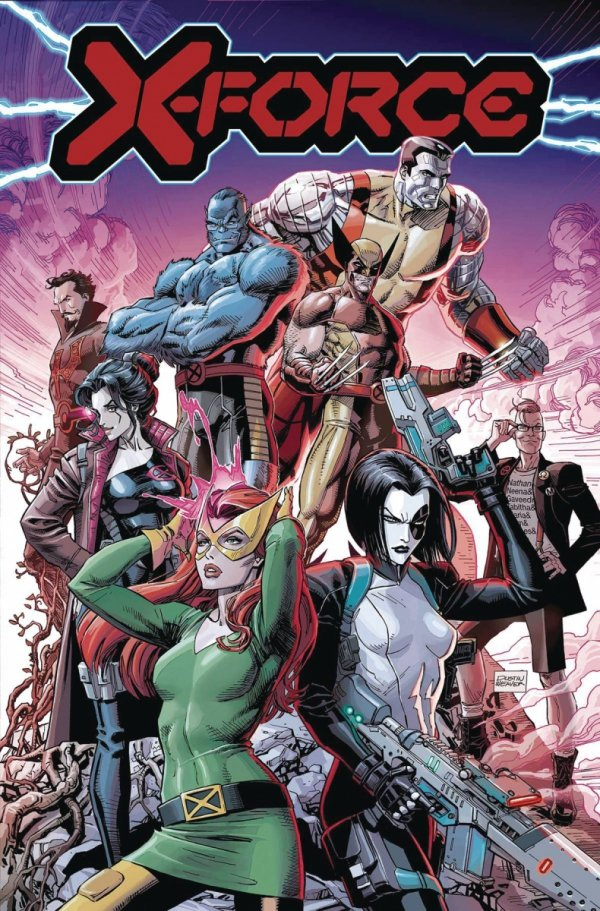X-FORCE BY BENJAMIN PERCY VOL 01 SC *