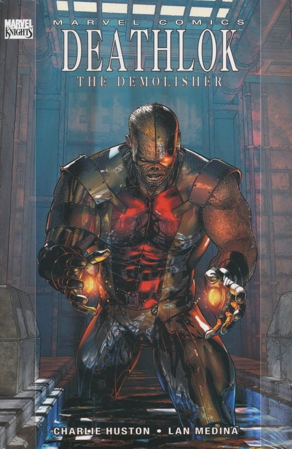DEATHLOK THE DEMOLISHER HC