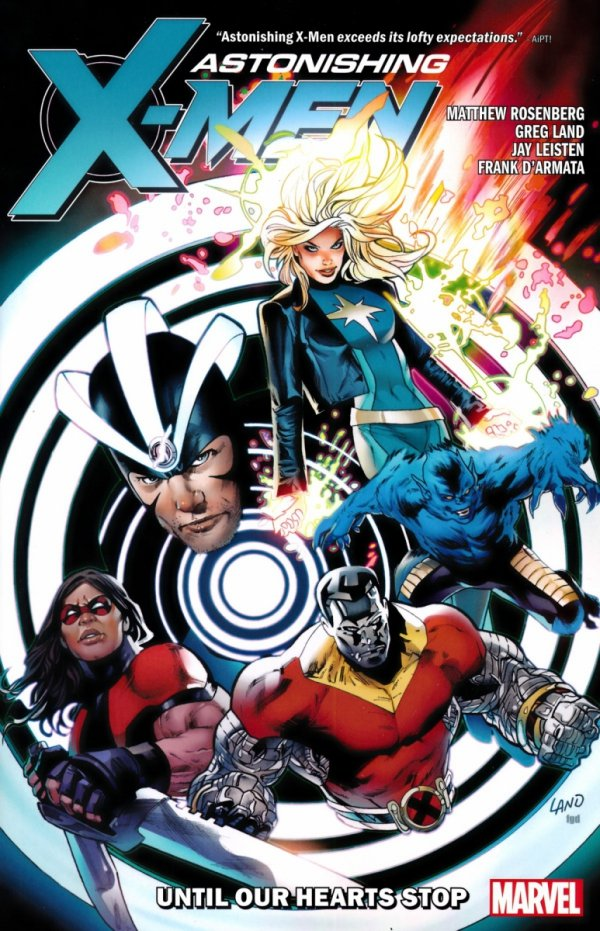 ASTONISHING X-MEN UNTIL OUR HEARTS STOP SC
