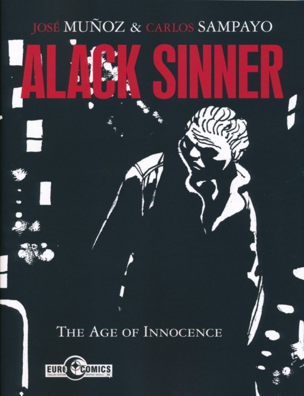 ALACK SINNER AGE OF INNOCENCE TP *