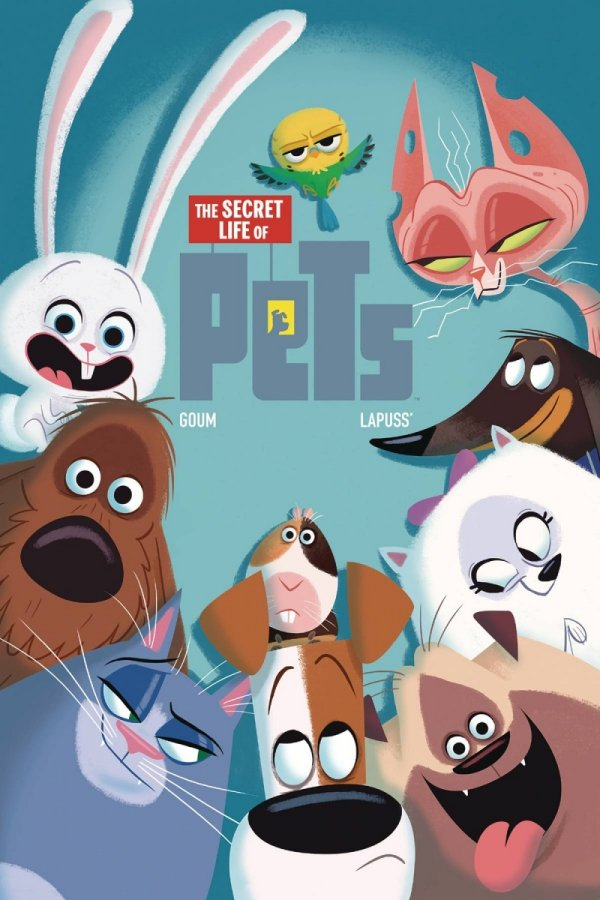 SECRET LIFE OF PETS TP VOL 01 *
