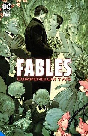 Fables Compendium Two SC
