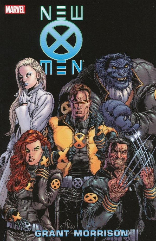 NEW X-MEN ULTIMATE COLLECTION VOL 02 SC (SUPERCENA)