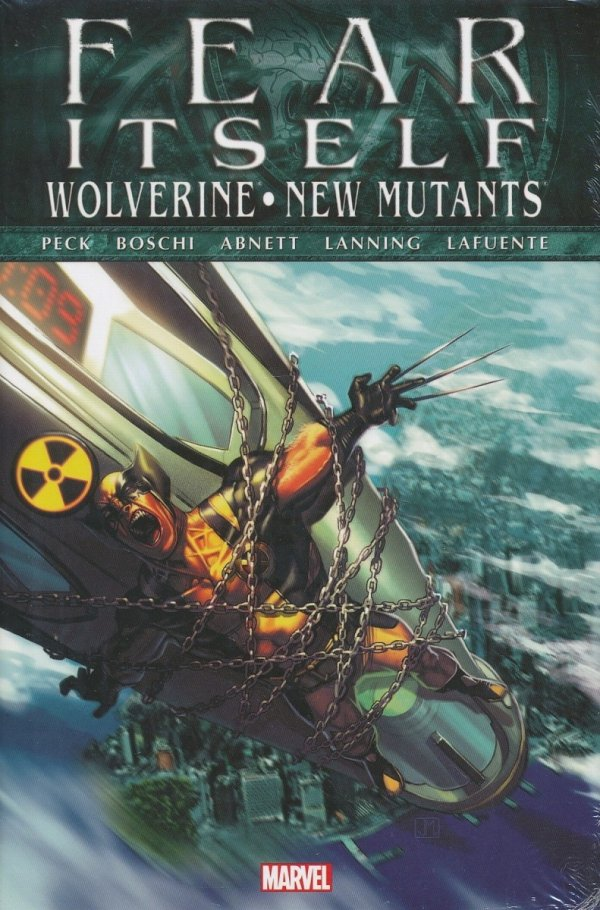 FEAR ITSELF WOLVERINE NEW MUTANTS HC