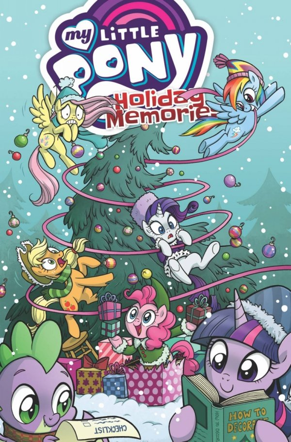 MY LITTLE PONY HOLIDAY MEMORIES TP *