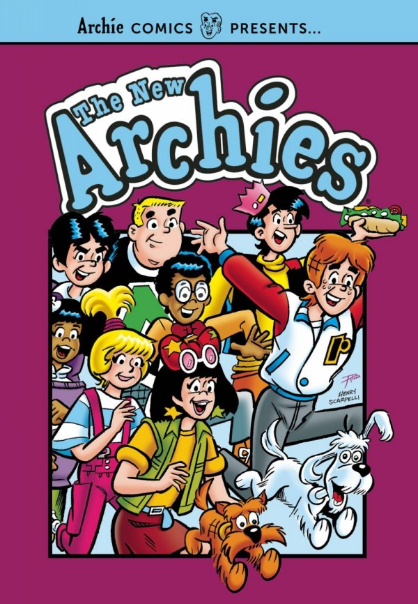 NEW ARCHIES TP *