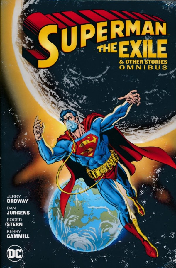 SUPERMAN THE EXILE AND OTHER STORIES OMNIBUS HC