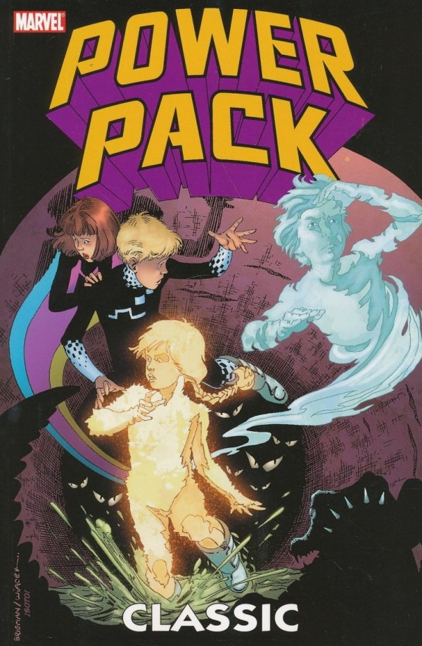 POWER PACK CLASSIC VOL 02 SC