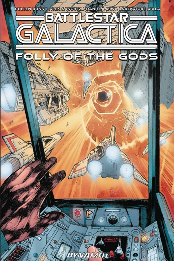 BATTLESTAR GALACTICA CLASSIC FOLLY OF THE GODS SC **