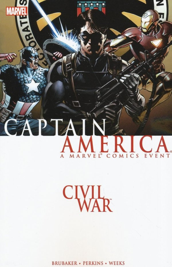CIVIL WAR CAPTAIN AMERICA SC