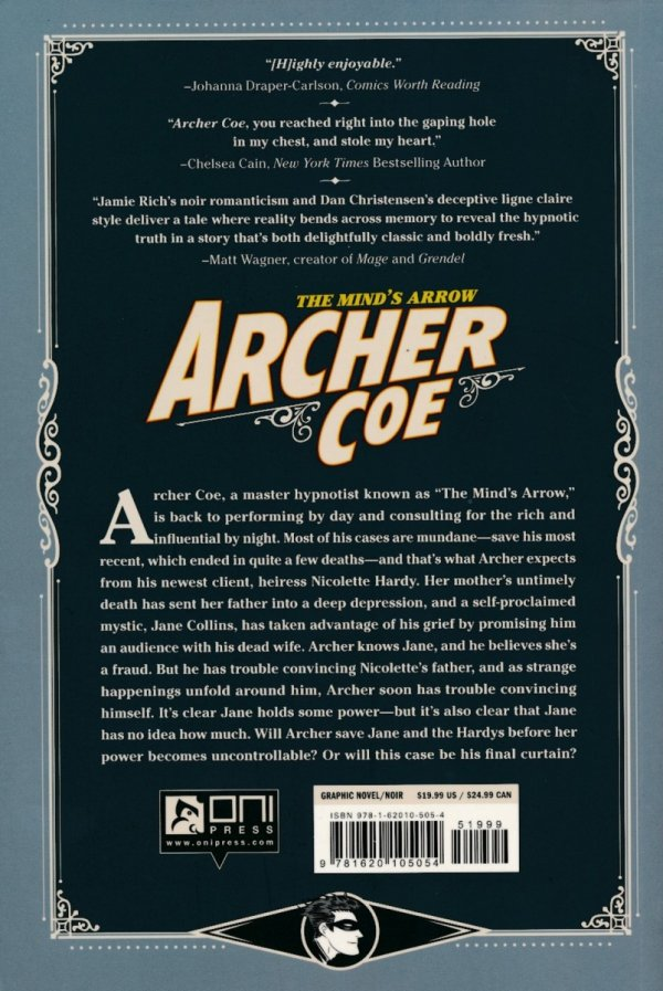 ARCHER COE VOL 02 THE WAY TO DUSTY DEATH SC (SALEństwo)