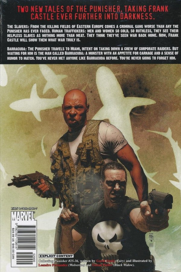 PUNISHER VOL 03 HC (MAX) (SUPERCENA)